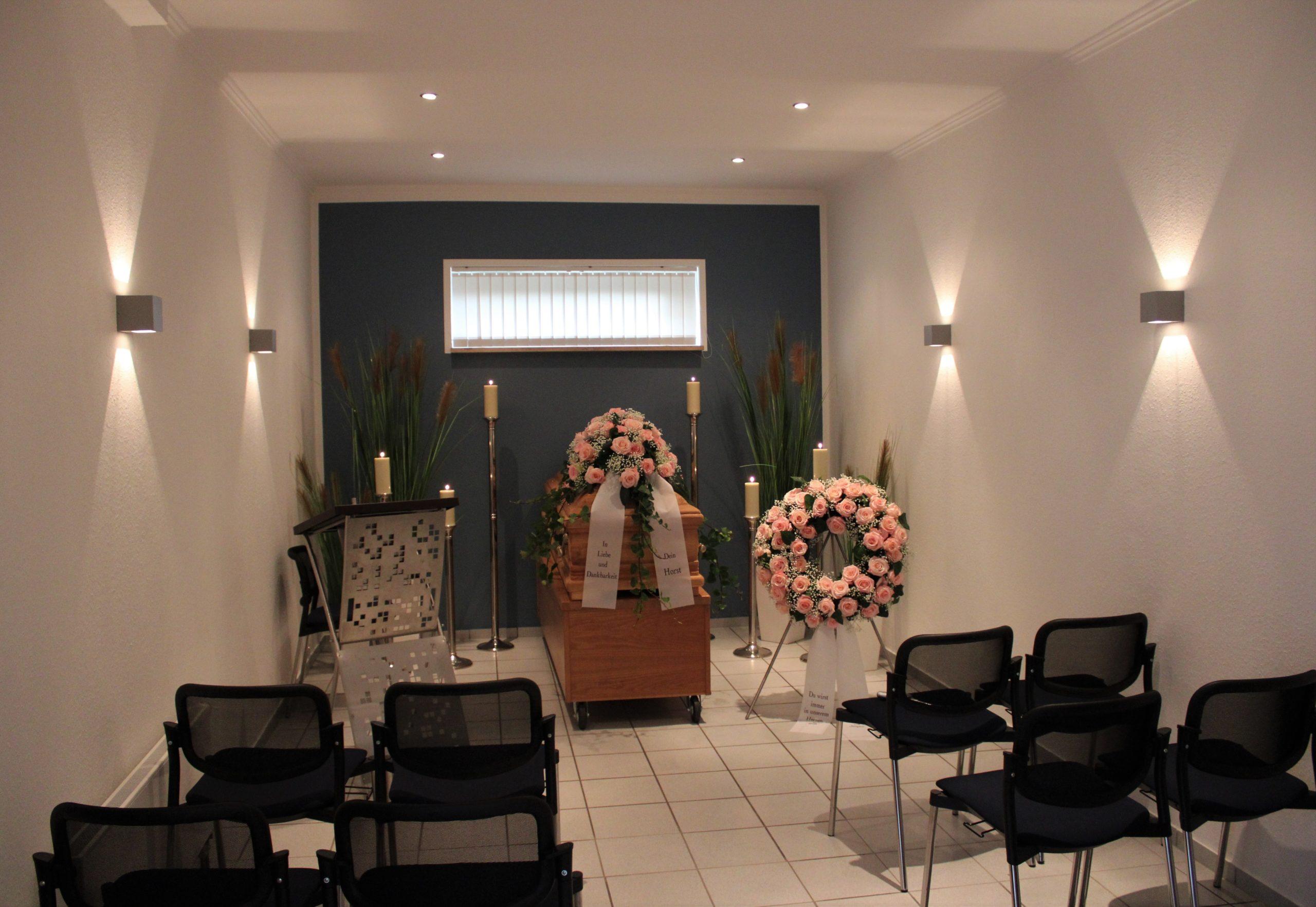 Beerdigungsinstitut Wohlert in Bad Segeberg